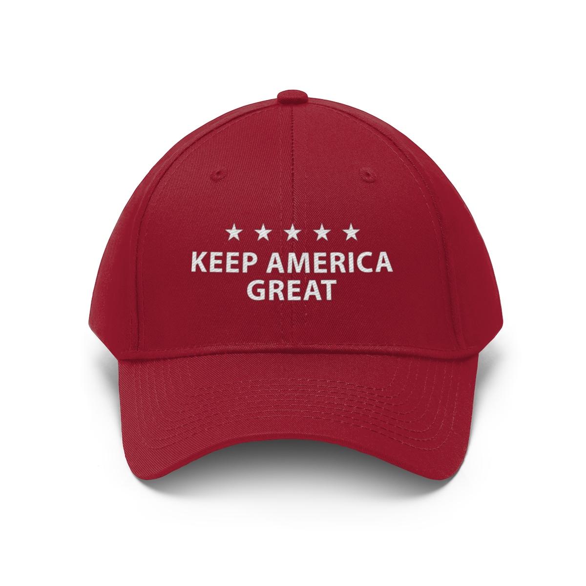 010cc810b3072 Trump 2020 Keep America Great Hat Red - Trump 2020 Apparel Store